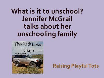 104 Unschoolers