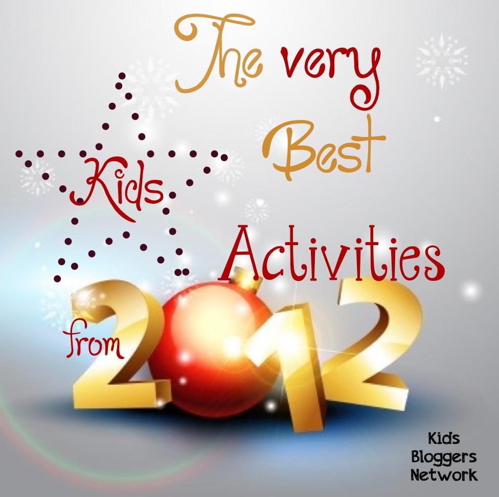 Best of 2012 kid activities