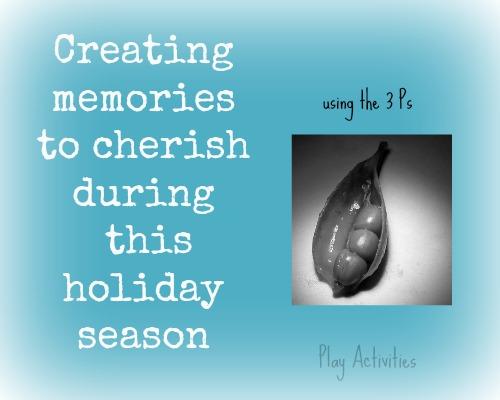 Creating memories to cherish during the holiday season