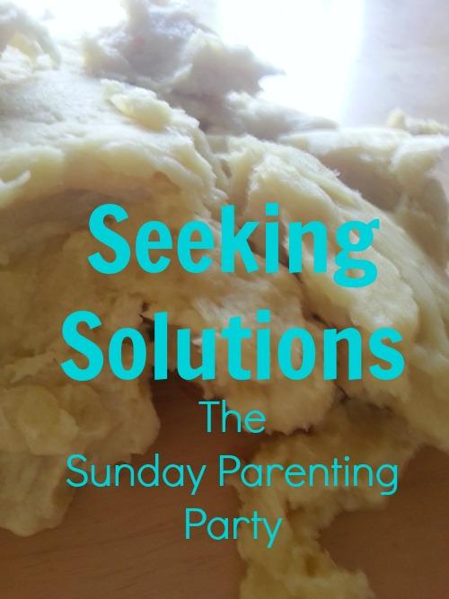 Seeking solutions during the hoilday season