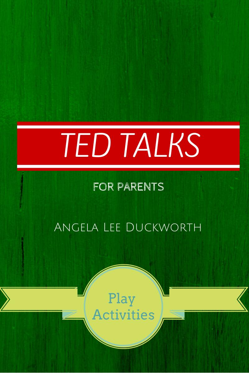 TED Talk for Parent-Grit