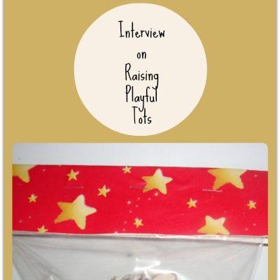Raising Playful Tots Podcast #6 Christmas Play Activities