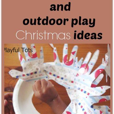 Raising Playful Tots Podcast #5 Christmas Play Activities