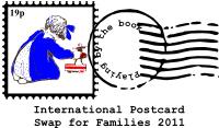 64. International Postcard Swap