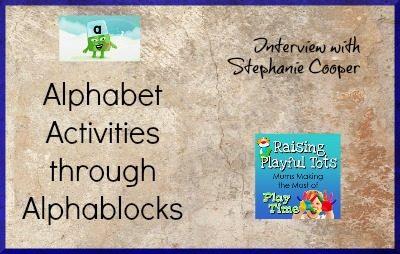 113 – Preschool magazine- Alphablocks