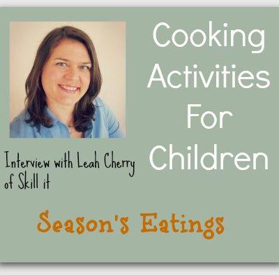 Introducing cooking activities for children #127