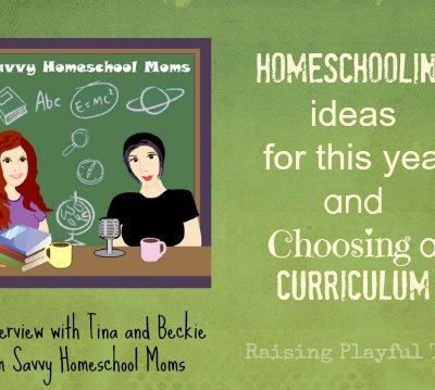 Choosing a homeschool curriculum and secular homeschooling  #129
