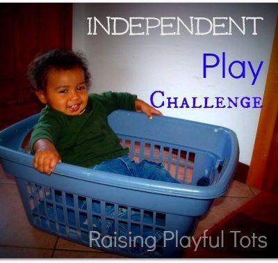 Independent Play Challenge  #133