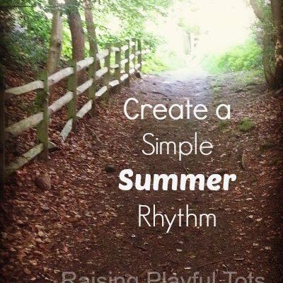 Create a Simple Summer Rhythm #139