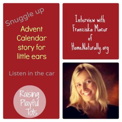 Advent calendars to do together