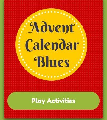 Advent Calendar Blues